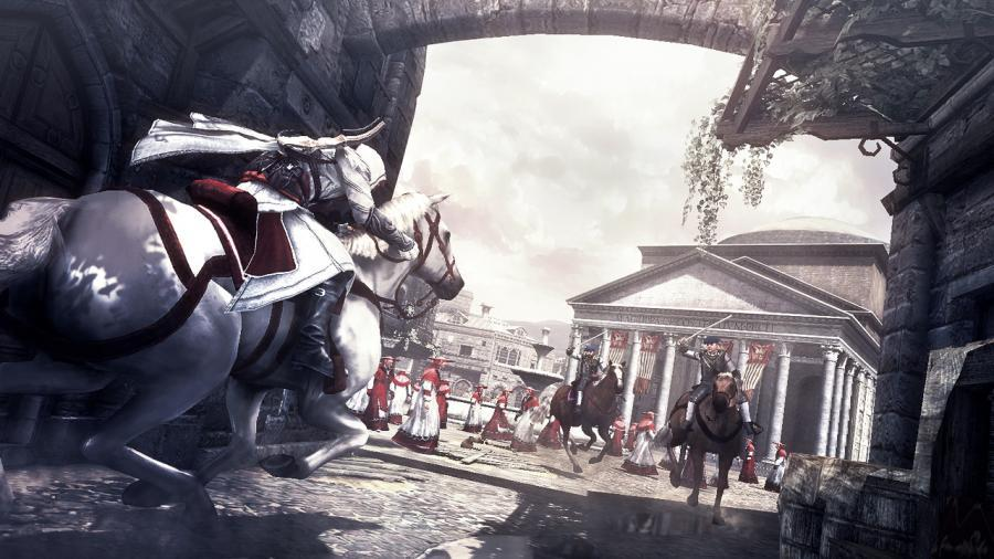 Assassin's Creed La Hermandad Screenshot 4