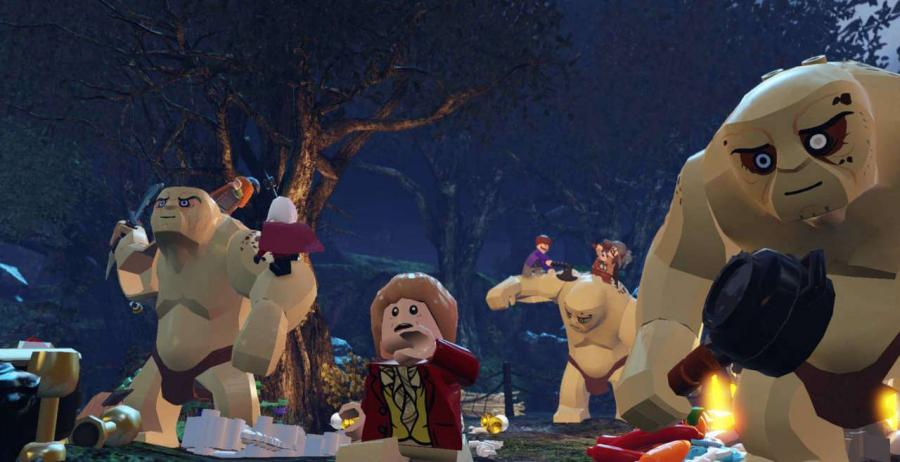 LEGO - The Hobbit Screenshot 4