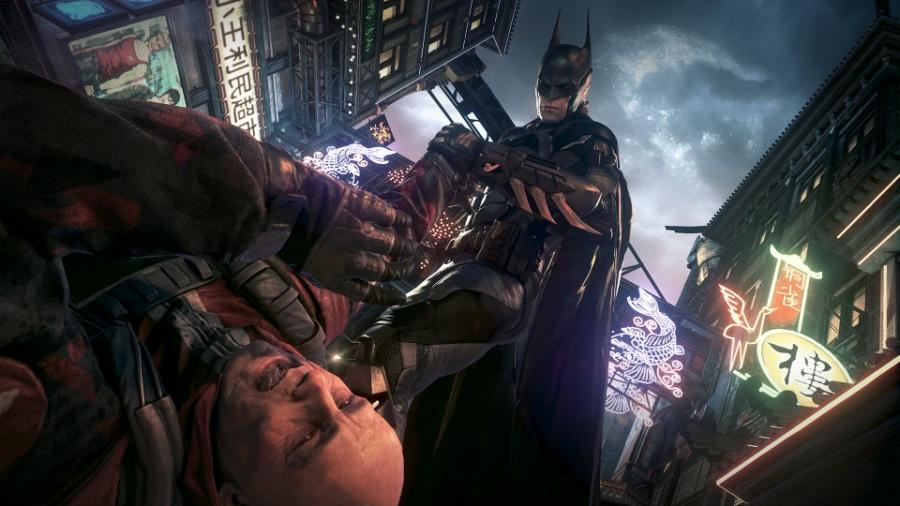 Batman Arkham Knight Screenshot 5