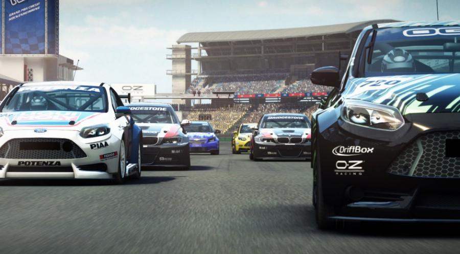 GRID Autosport Screenshot 2