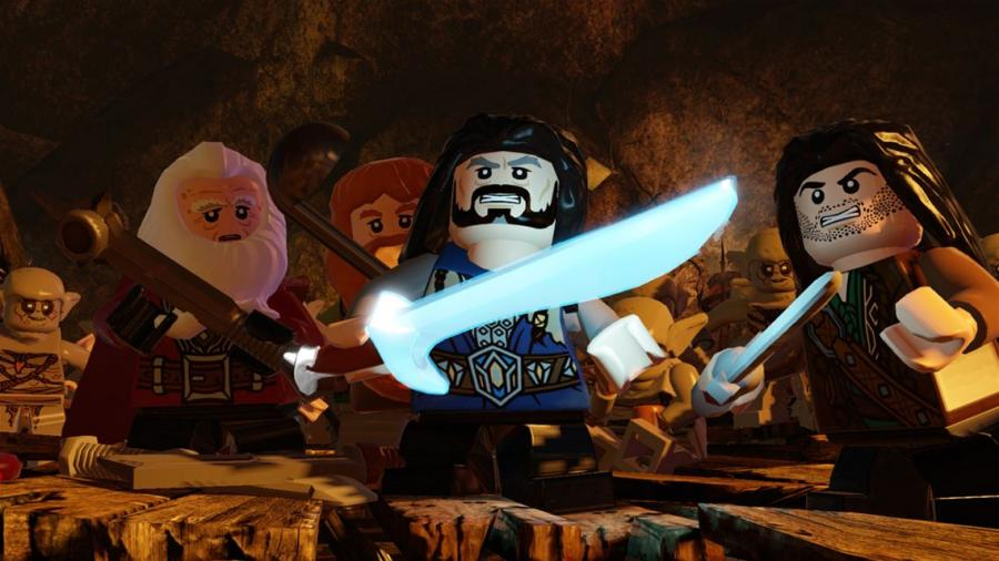 LEGO The Hobbit - Xbox One Código de Descarga Screenshot 3