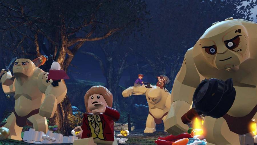LEGO The Hobbit - Xbox One Código de Descarga Screenshot 2