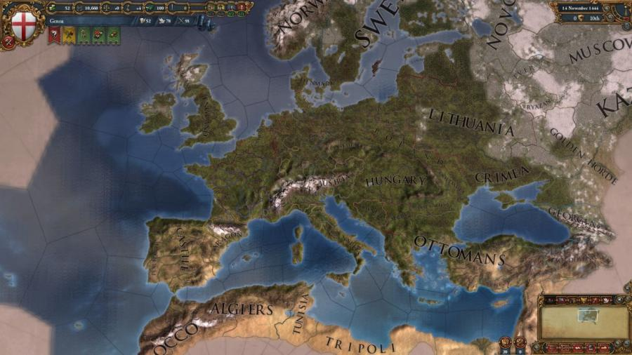 Europa Universalis IV - Wealth of Nations (extensión) Screenshot 9
