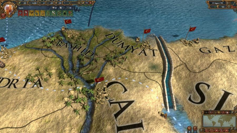 Europa Universalis IV - Wealth of Nations (extensión) Screenshot 3