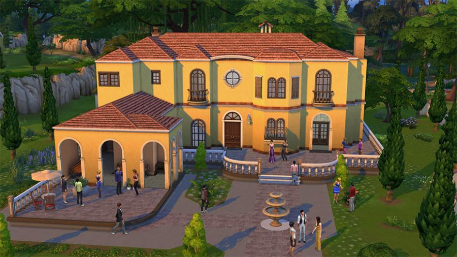 Los Sims 4 - Digital Deluxe Edition Screenshot 2