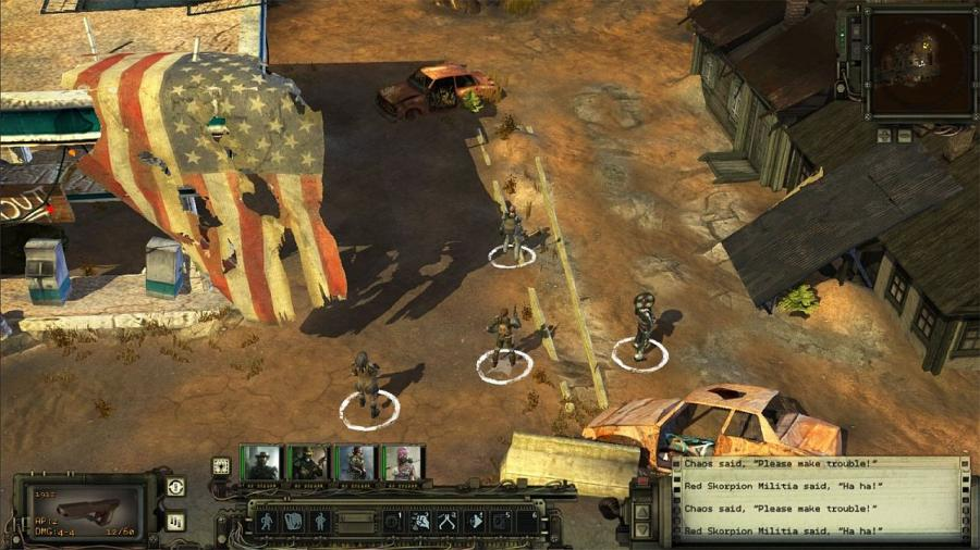 Wasteland 2 Screenshot 9