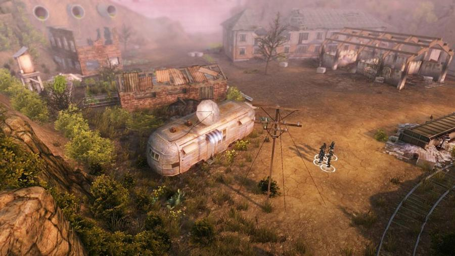 Wasteland 2 Screenshot 8