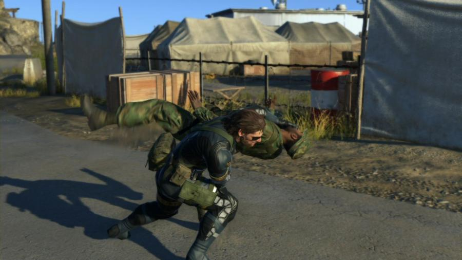 Metal Gear Solid V - Ground Zeroes Screenshot 4