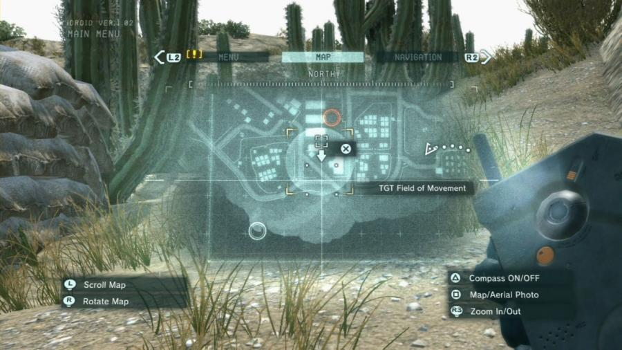 Metal Gear Solid V - Ground Zeroes Screenshot 6