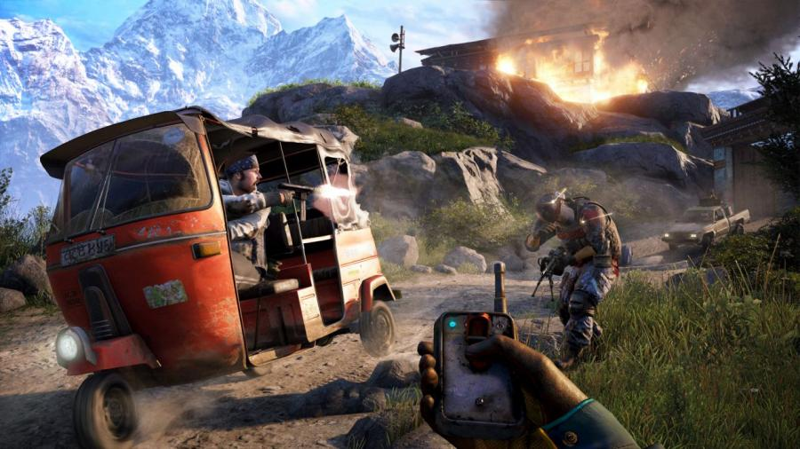 Far Cry 4 - Gold Edition Screenshot 3