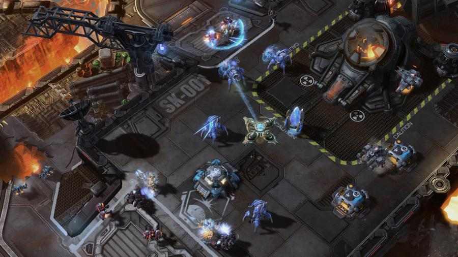 StarCraft 2 - Legacy of the Void [UE] Screenshot 3