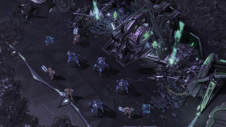 StarCraft 2 - Legacy of the Void [UE] Screenshot 4