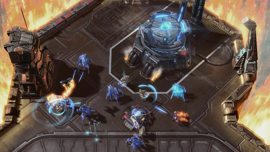StarCraft 2 - Legacy of the Void [UE] Screenshot 8