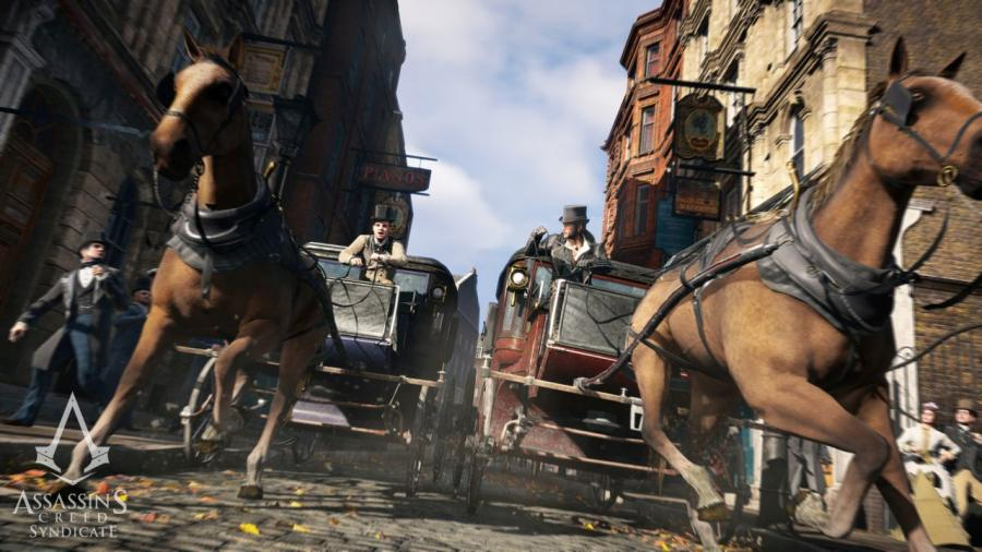 Assassin's Creed Syndicate Screenshot 6