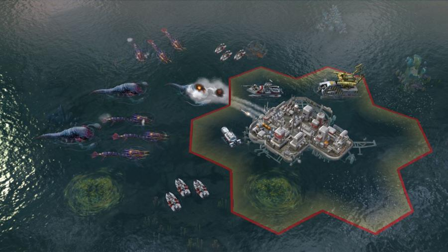 Civilization Beyond Earth - Rising Tide (extensión) Screenshot 2