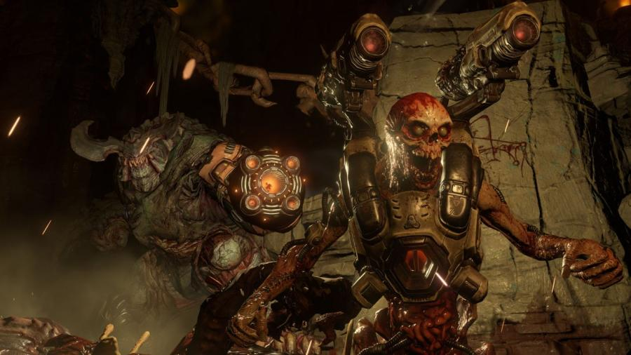 DOOM (clave Doom 4) Screenshot 5