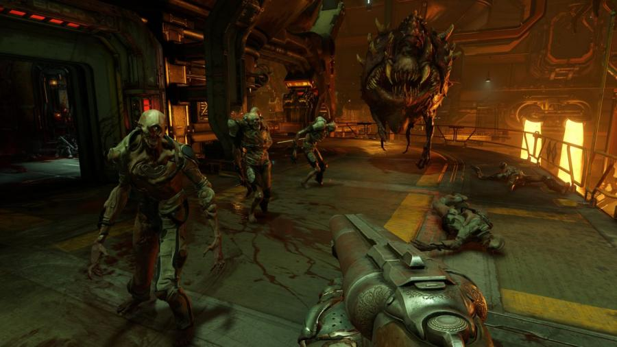 DOOM (clave Doom 4) Screenshot 2