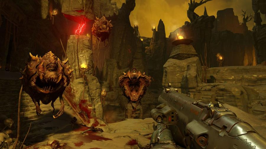 DOOM (clave Doom 4) Screenshot 11