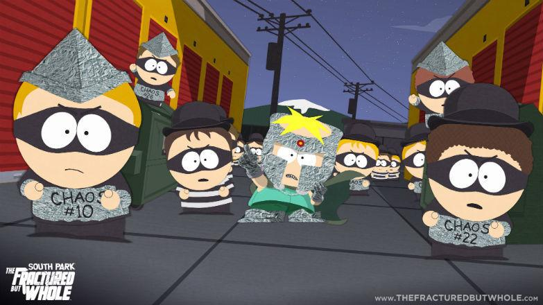 South Park - Retaguardia en Peligro Screenshot 3