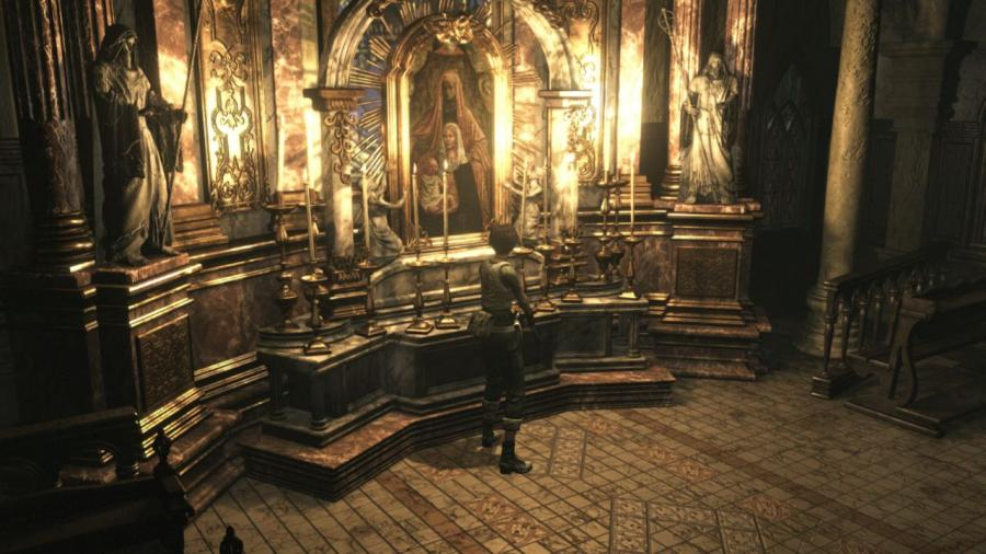 Resident Evil Origins Collection Screenshot 7