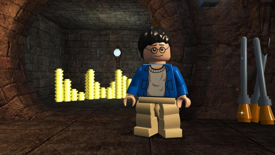 LEGO Harry Potter: Years 1-4 Screenshot 7