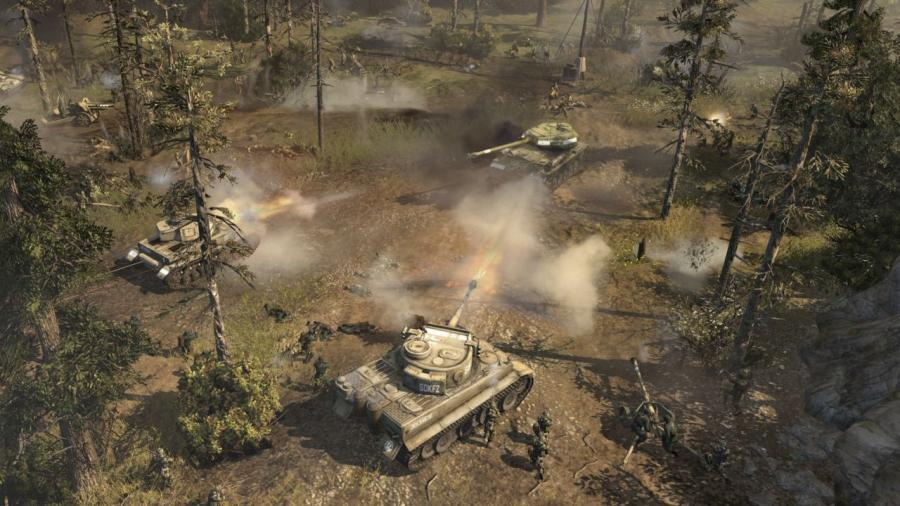 Company of Heroes - Franchise Edition Screenshot 2