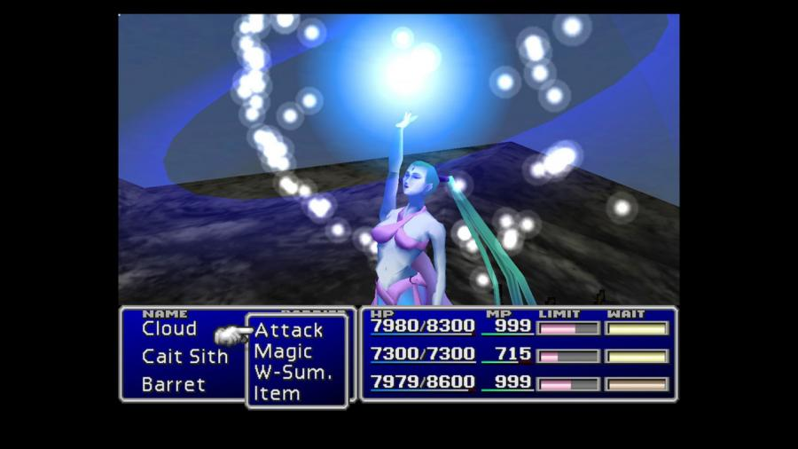 Final Fantasy VII / Final Fantasy VIII - Double Pack Screenshot 4
