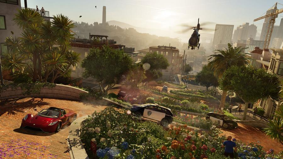 Watch Dogs 2 - Deluxe Edition Screenshot 3