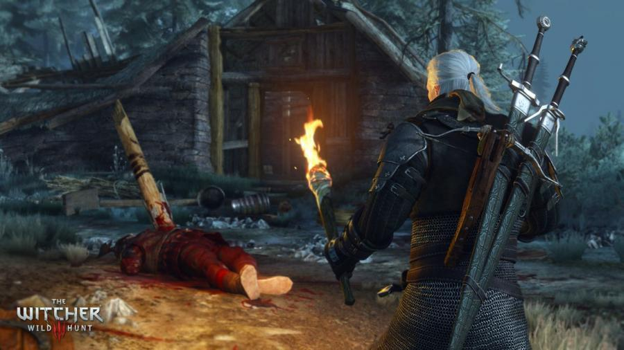 The Witcher 3 - Game of the Year Edition (GOG Key) Screenshot 5