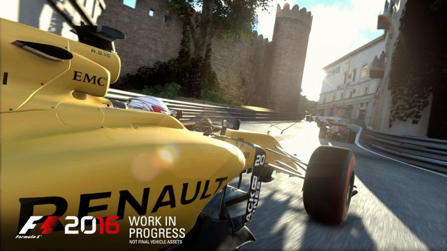 F1 2016 Screenshot 8