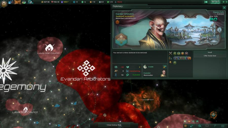 Stellaris - Leviathans Story Pack Screenshot 6