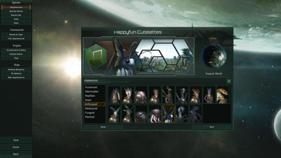 Stellaris - Leviathans Story Pack Screenshot 2