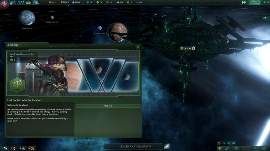 Stellaris - Leviathans Story Pack Screenshot 4