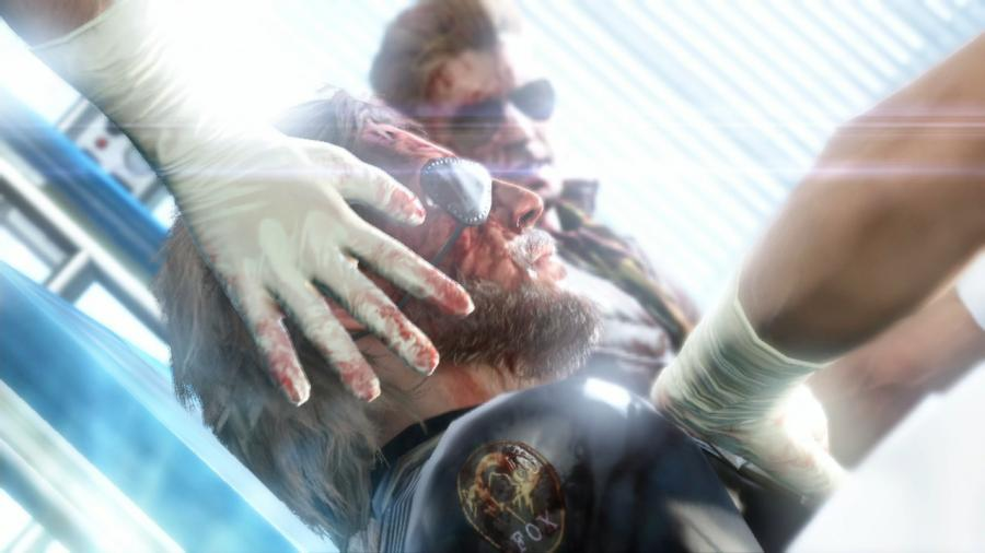 Metal Gear Solid V - The Definitive Experience Screenshot 2