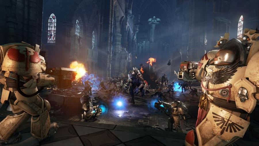 Space Hulk - Deathwing Screenshot 6