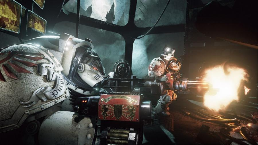 Space Hulk - Deathwing Screenshot 4