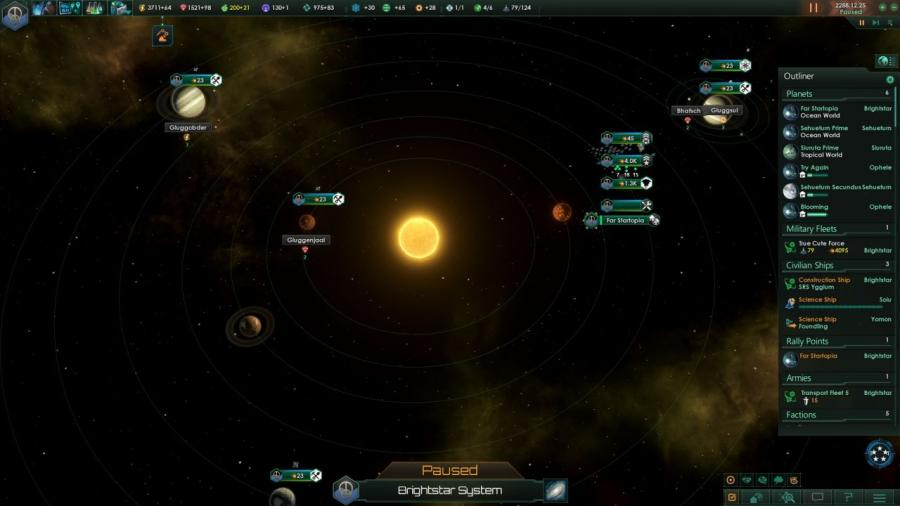 Stellaris - Utopia DLC Screenshot 3