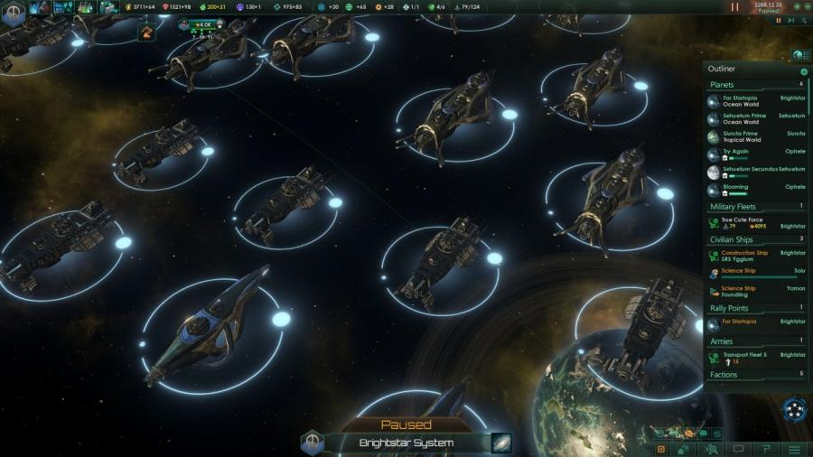 Stellaris - Utopia DLC Screenshot 5