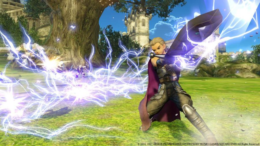 Dragon Quest Heroes II Screenshot 4