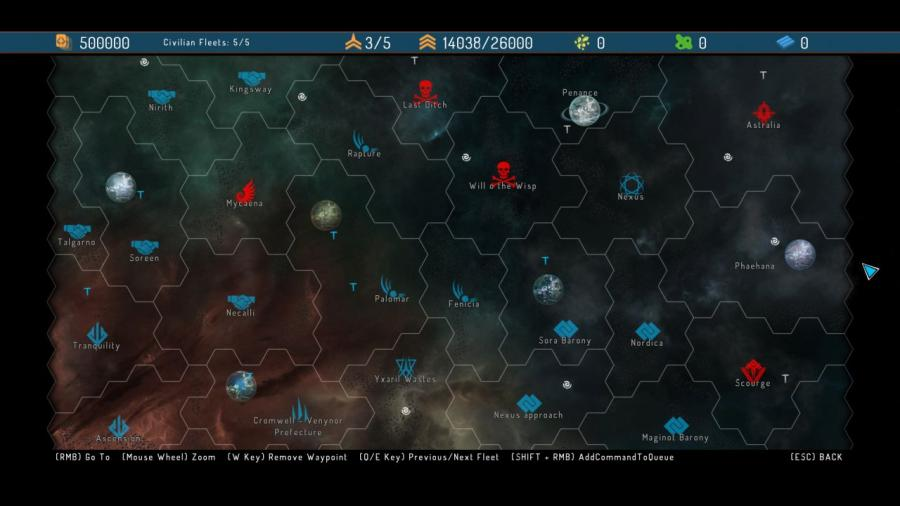Starpoint Gemini Warlords Screenshot 8