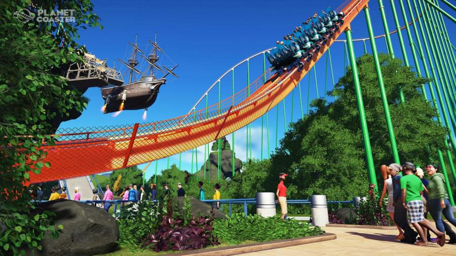 Planet Coaster Screenshot 5