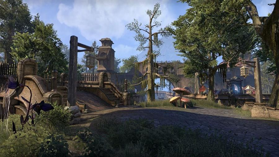 The Elder Scrolls Online + Morrowind Screenshot 3