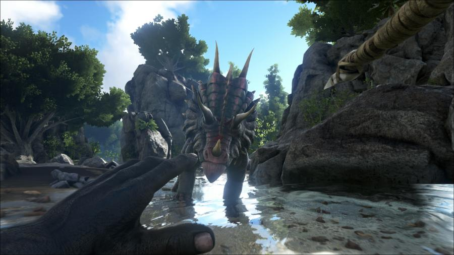 ARK - Survival Evolved Screenshot 10