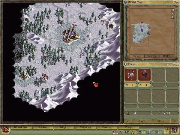 Age of Wonders - GOG Key Screenshot 8