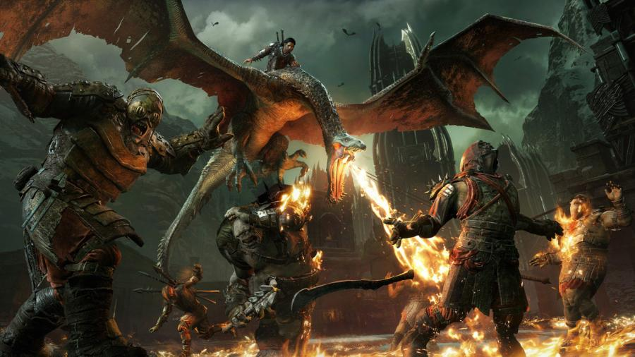 La Tierra Media Sombras de Guerra (Middle-Earth Shadow of War) - Gold Edition Screenshot 2
