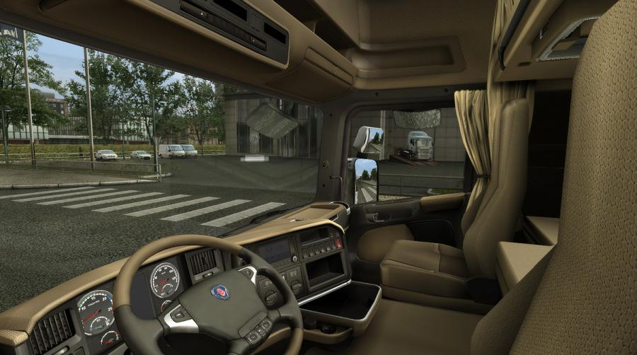 Euro Truck Simulator 2 - Heavy Cargo Edition Screenshot 2