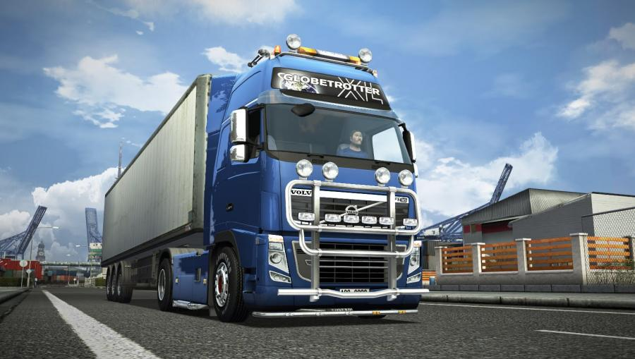 Euro Truck Simulator 2 - Heavy Cargo Edition Screenshot 4