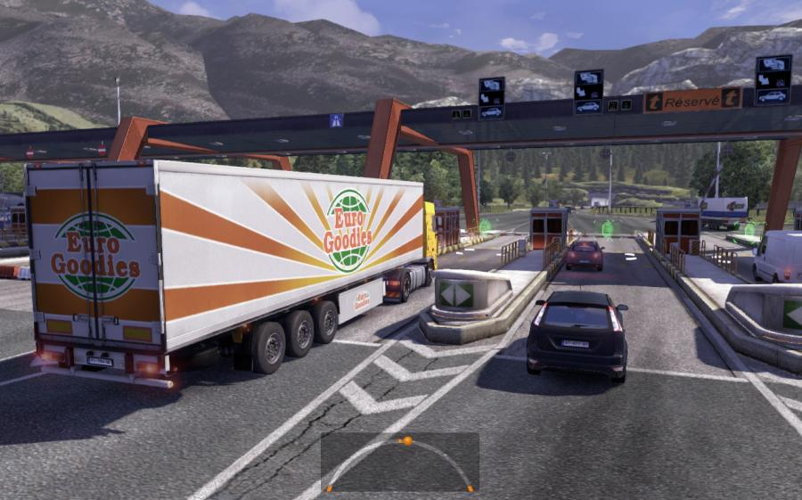 Euro Truck Simulator 2 - Heavy Cargo Edition Screenshot 6