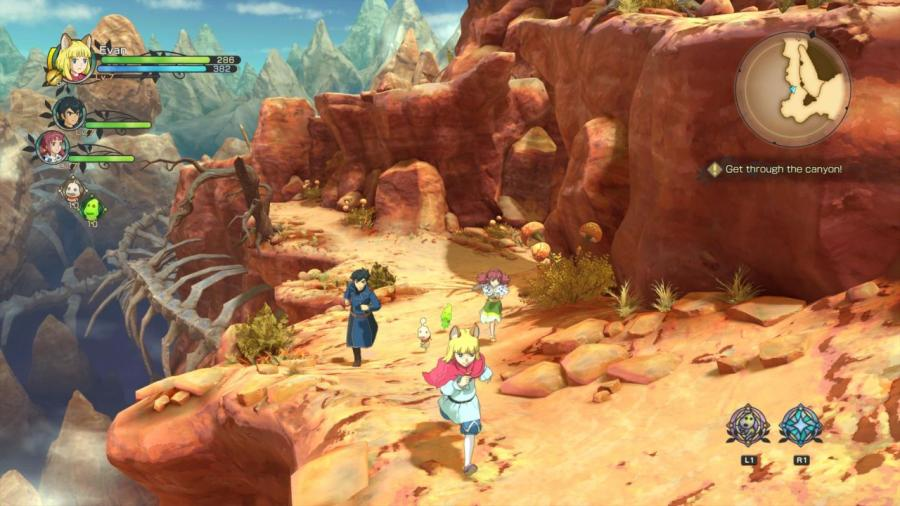 Ni No Kuni II - Revenant Kingdom Screenshot 7