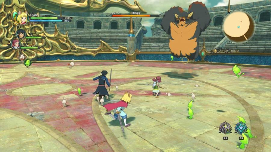 Ni No Kuni II - Revenant Kingdom Screenshot 8